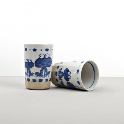 Mug with Frog pattern, MUG SUSHI