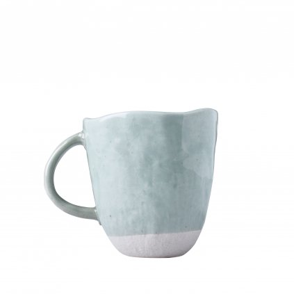 Cup with Patchy Edge, TEA CUP, light green