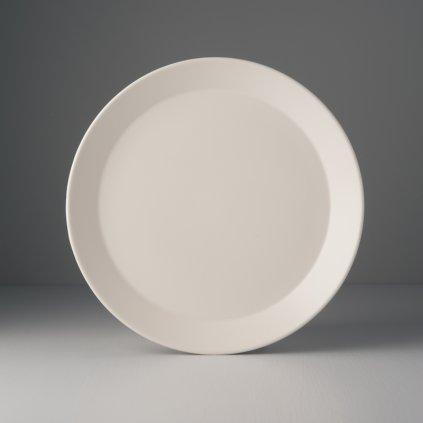 Round Plate MT 26 x 3 cm, white