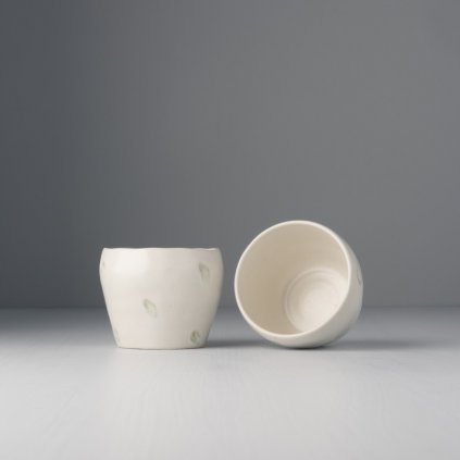 Teacup, TEACUP, white silk road design