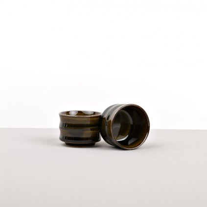 Sake Cup, Green