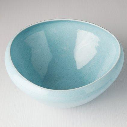 Medium Bowl, blue, 18 × 9 cm