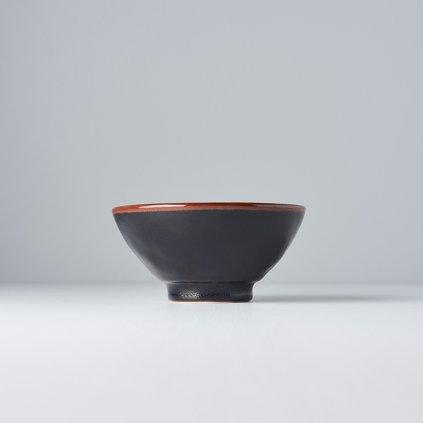 Medium Bowl, Tenmokku, 16 cm