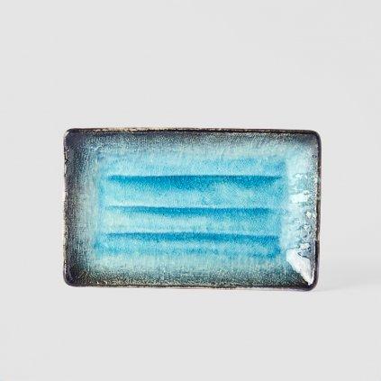 Sushi Plate Sky Blue 21 x 13,5 cm