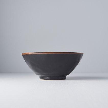 Udon Bowl, Tenmokku, 20 cm
