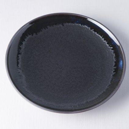 Large round plate MATT 25 cm