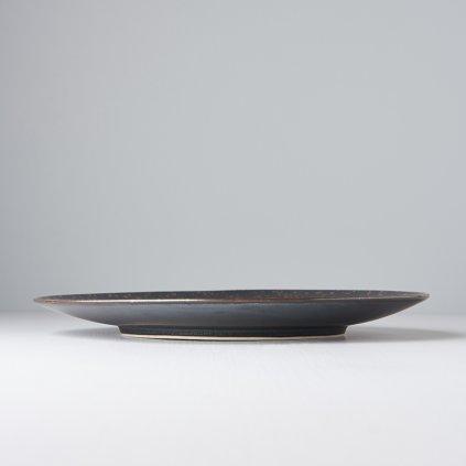 Large plate Black Pearl 29 cm