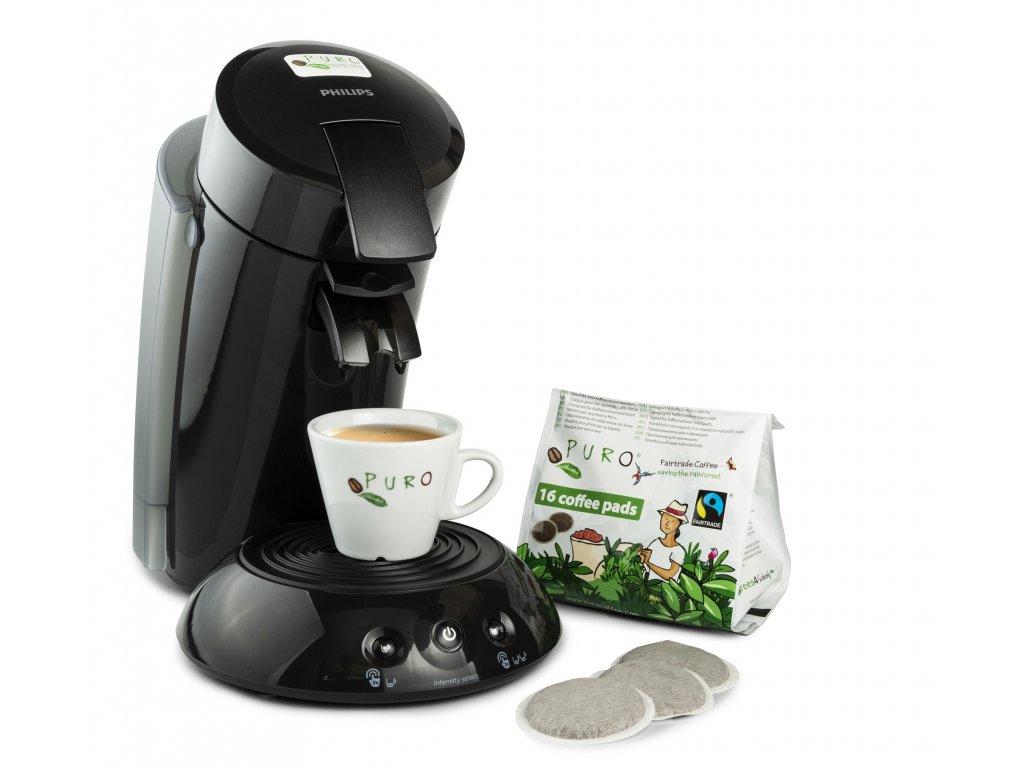 Kávovar PHILIPS Senseo PADISSIMA PURO HD6555