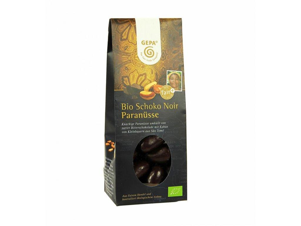 bio paranuesse mit schokolade