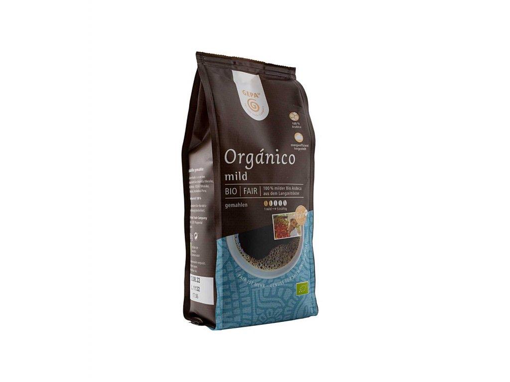 Mletá káva Fairtrade - BIO Schonkaffee 250ge