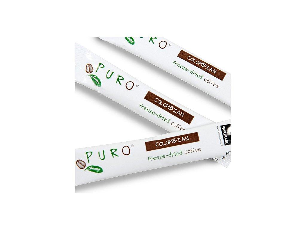 Instantní káva PURO Fairtrade 1 porce, 250 ks