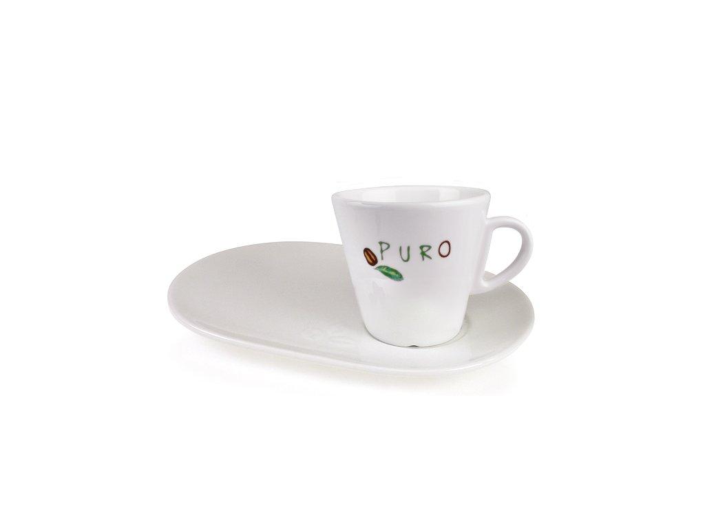 Puro šálek espresso obsah 17cl