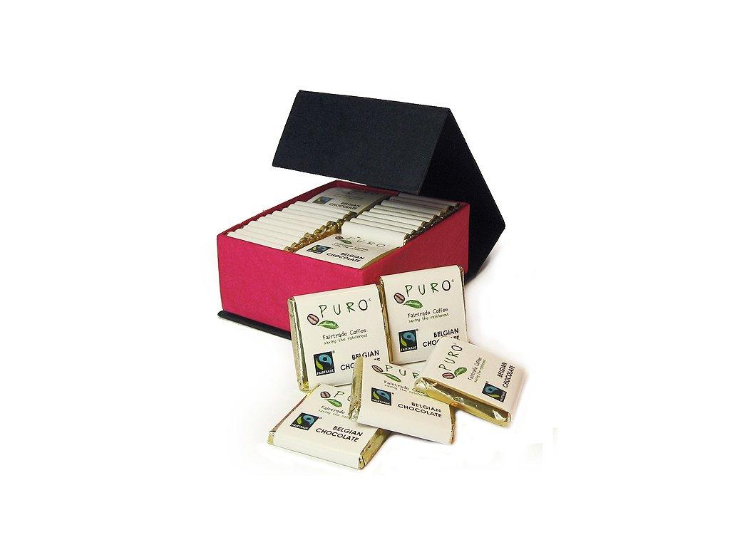 FAIRTRADE dárkový balíček Fair překvapení s čokoládkami