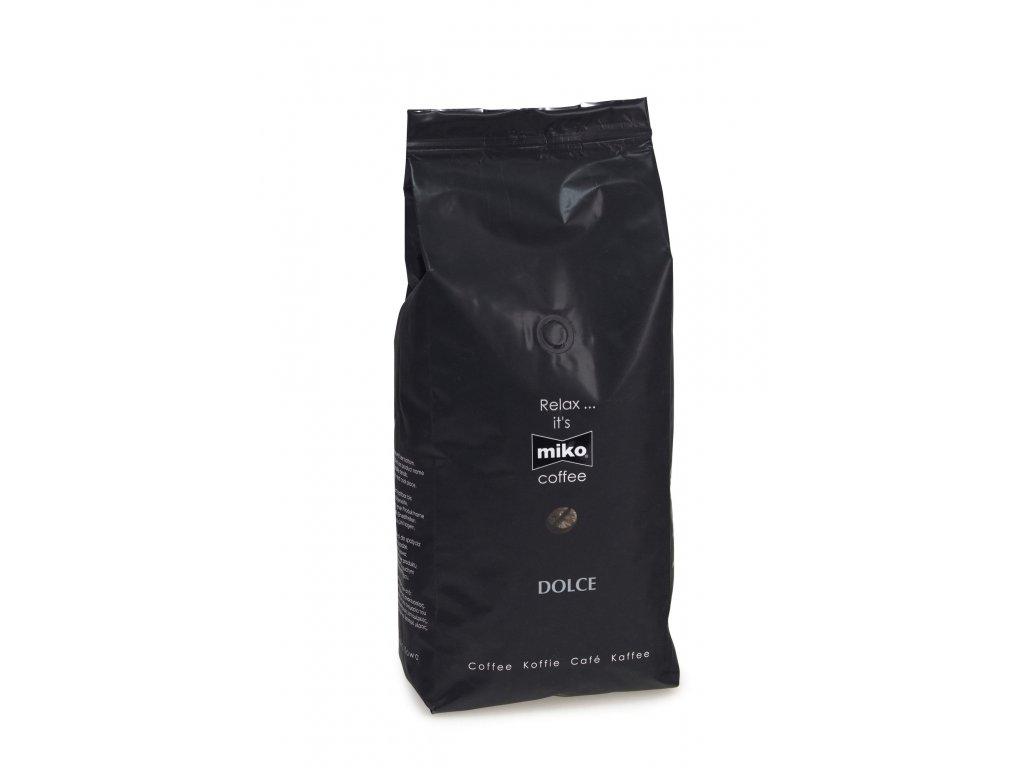 Miko DOLCE zrnková káva 1kg