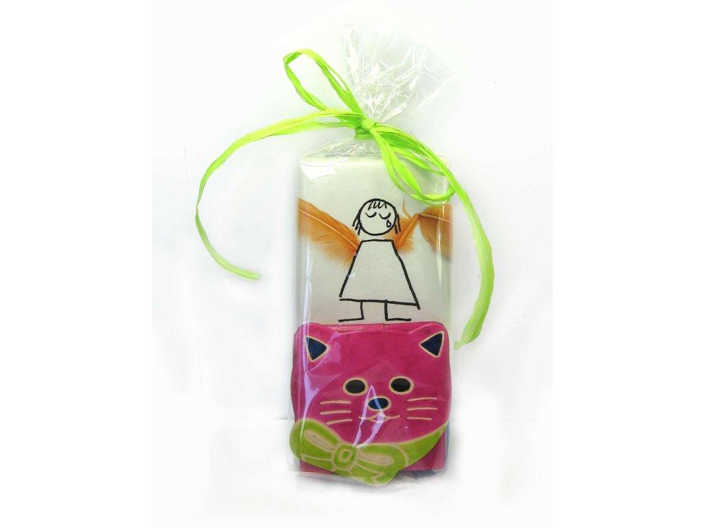 FAIRTRADE dárek  Na drobné pro děti