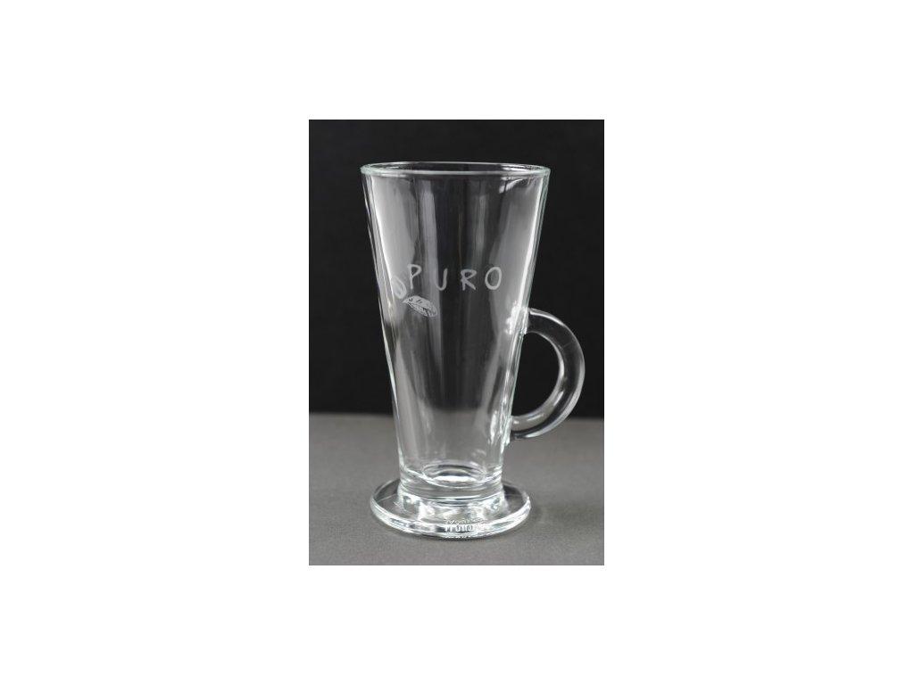 Puro sklenice na latté 260 ml