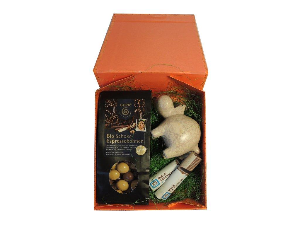 FAIRTRADE dárkový balíček Africký set
