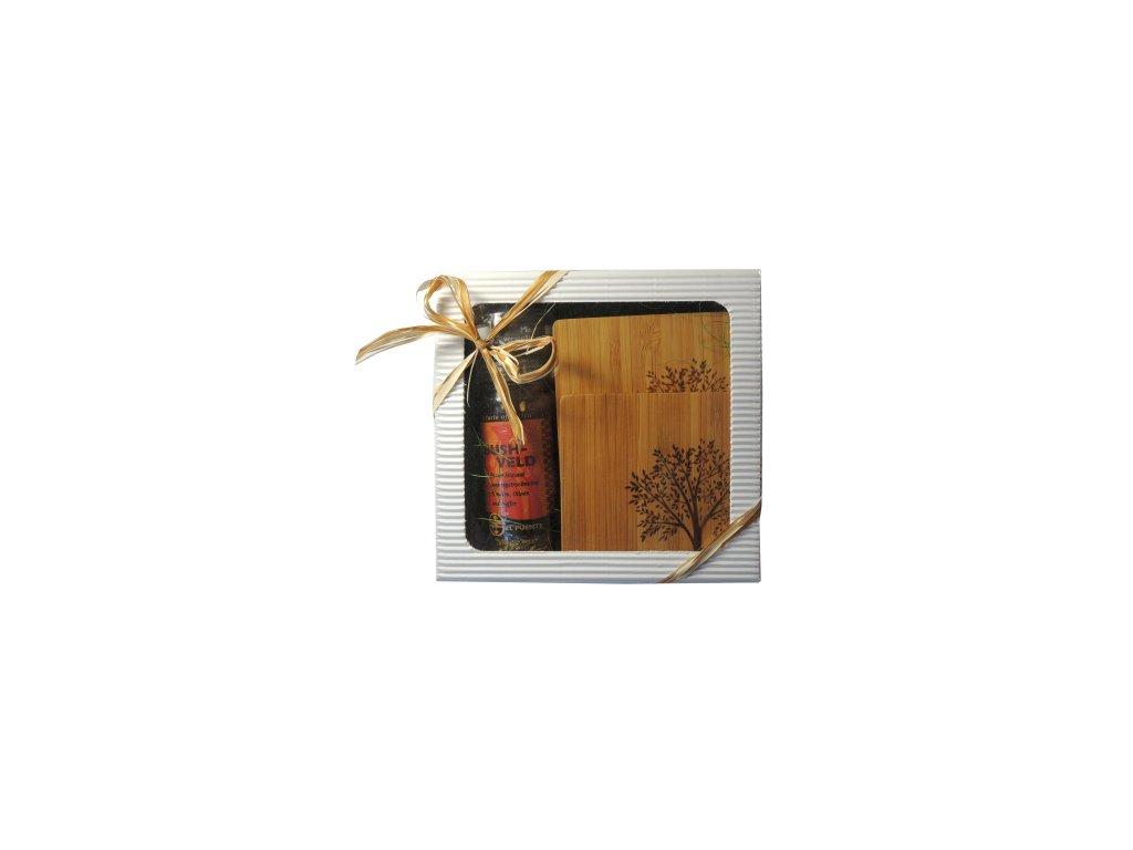 FAIRTRADE dárkový balíček Voňavé dřevo