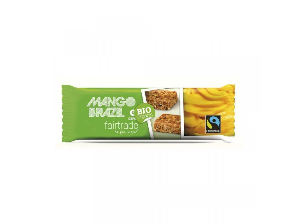 Bio organická mango tyčinka, 40 g