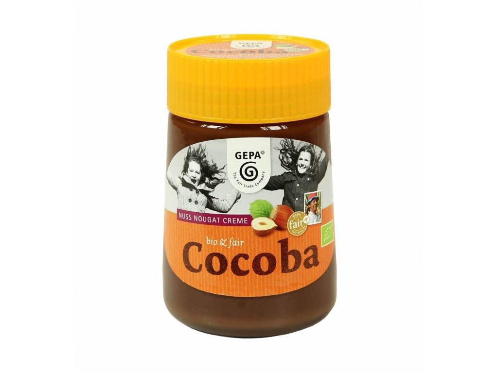 BIO nugátový krém Cocoba