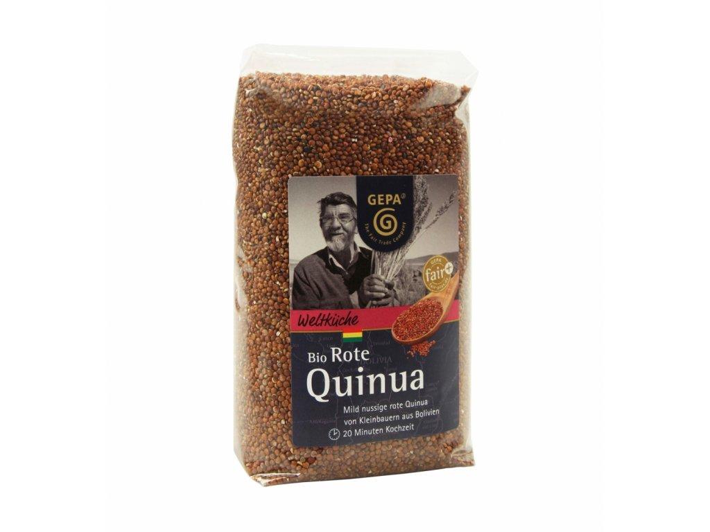 BIO quinua červená, 500 g