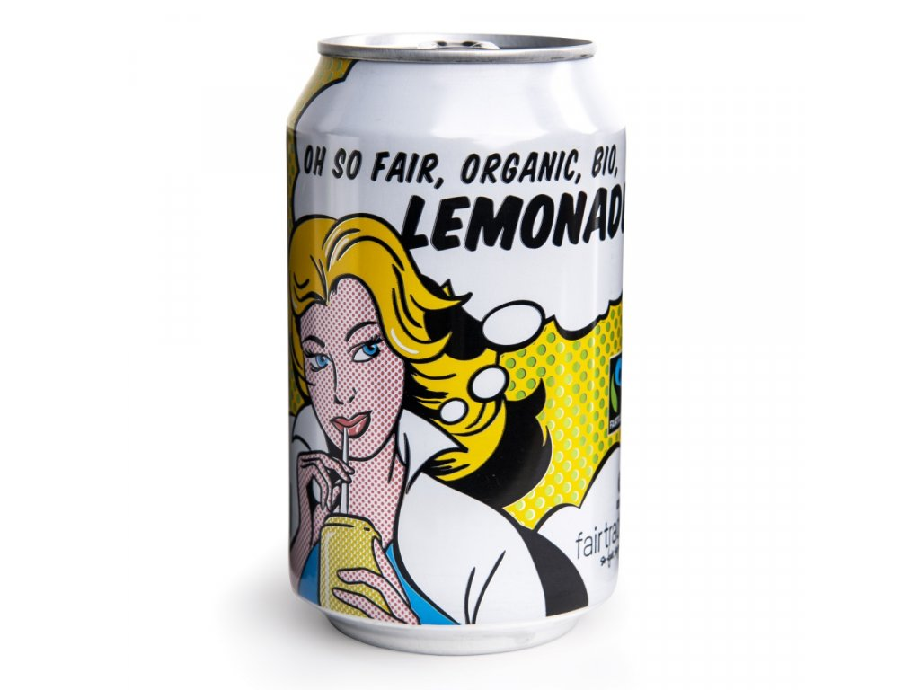 BIO limonáda citron 33 cl