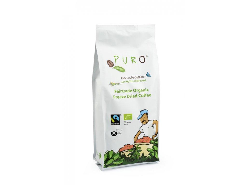 Instantní káva Puro Fairtrade 500g