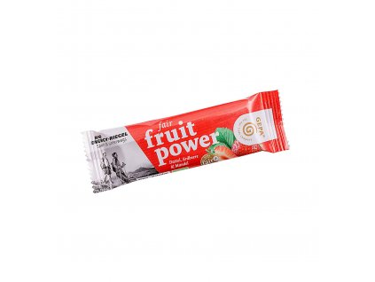 Fair Fruit power tyčinka - jahoda  30g