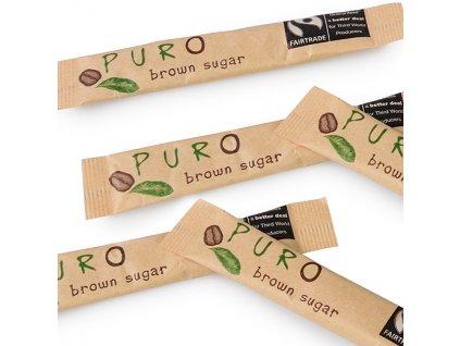 Cukr třtinový Puro 1000 x 3 g
