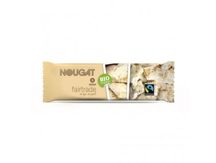Bio organická nugátová tyčinka 30 g