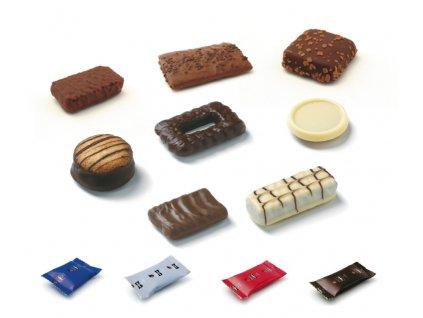 Miko sušenky Calida 125 ks