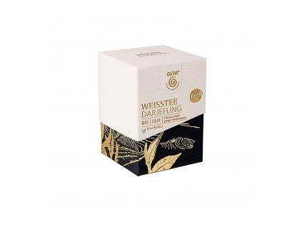 BIO Fairtrade čaj sypaný Darjeeling bílý, 75 g