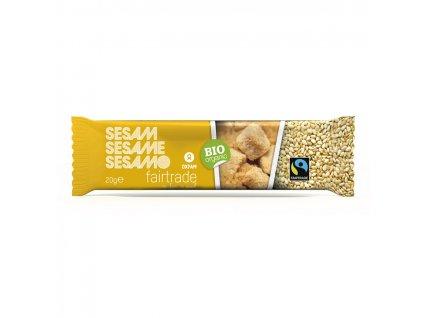 BIO organická sezamová tyčinka