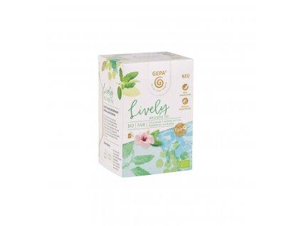 BIO Fairtrade Lively čaj 20 x 1,7 g
