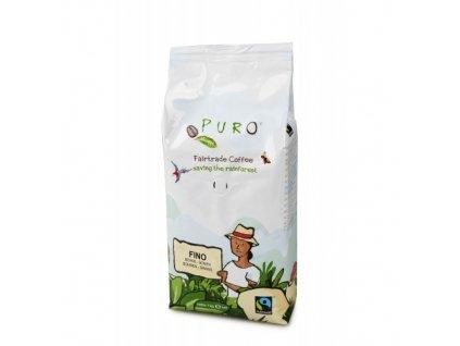 Zrnková káva Puro Fairtrade Fino 1 Kg