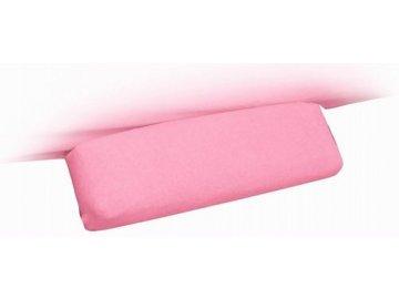 Froté návleky na kosmetické lehátko područky růžové