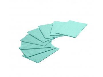 Jednorázové hygienické ubrousky green 10 ks