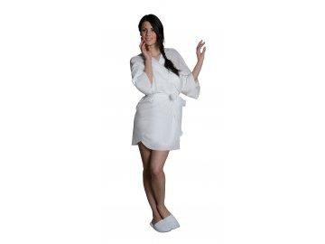 Kimono jednorázové SPA z netkané textilie 5 ks