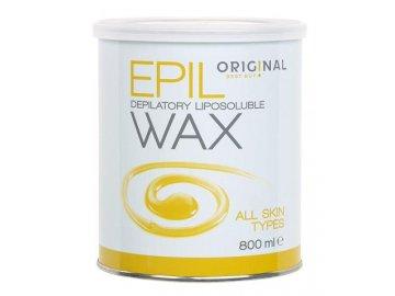 Depilační vosk EPIL WAX v plechovce 800 ml