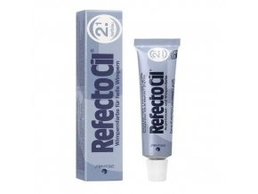 RefectoCil Barva na řasy a obočí tmavě modrá 2.1 15 ml