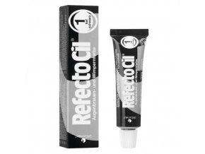RefectoCil Barva na řasy a obočí černá 1