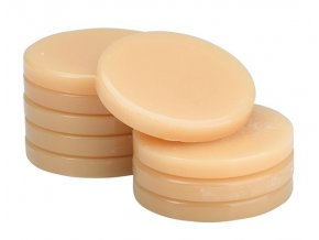 Depilační vosk disk přírodní  400 g