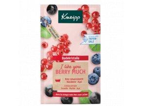 sul do koupele kneipp i like you berry much 60g