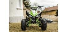 Dětská čtyřkolka Panthera 125cc 1G8 - zelená