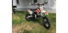 Nitro cross Storm 125 ccm 4G - Dirtbike/pitbike