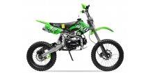 Dětská motorka Dirt Bike NXD 125ccm - zelená