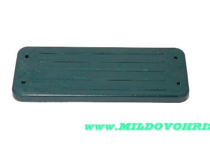 ocelová zelená
