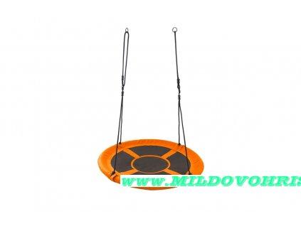 bocianie gniazdo pomaraczowe 95 cm 239072