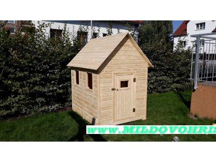 Dětský domeček 120x150 s podlahou
