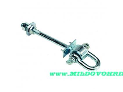 Houpačkový hák typ D+ M12x140mm